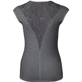 Odlo Revolution TS X-Light Shirt S/S Crew Neck Women steel grey melange